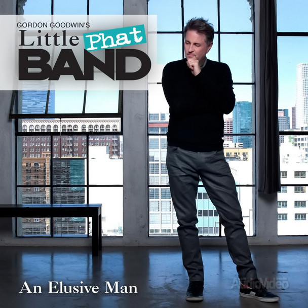 Gordon Goodwin's Little Phat Band — «An Elusive Man»