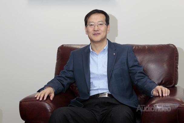 Интервью с президентом LG Electronics в России и странах СНГ г-ном Иль Хван Ли