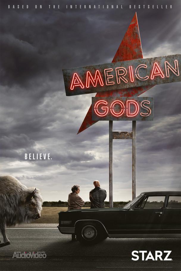 «Американские боги» — American Gods