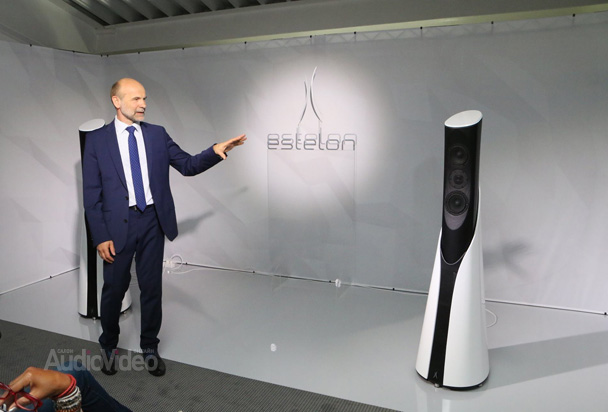 ESTELON представляет интеллектуальную акустику