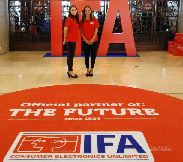Пресс-конференция, посвященная IFA 2017