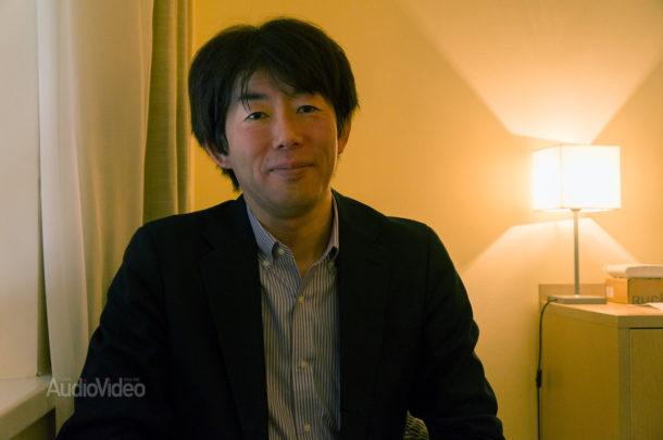 Интервью с генеральным директором подразделения профессиональных решений Sony Хаджими Накамурой