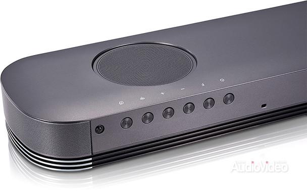 Саундбар LG: теперь с Dolby Atmos