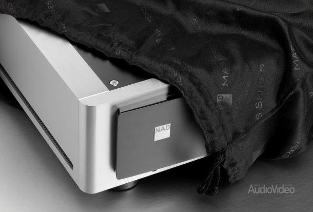 Цифровой интегральный усилитель NAD M32