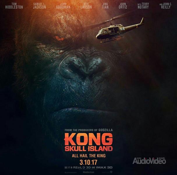 «Конг: Остров черепа» — Kong: Skull Island