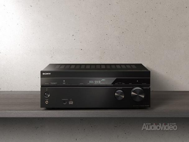 AV-ресивер SONY – синеманам и аудиофилам