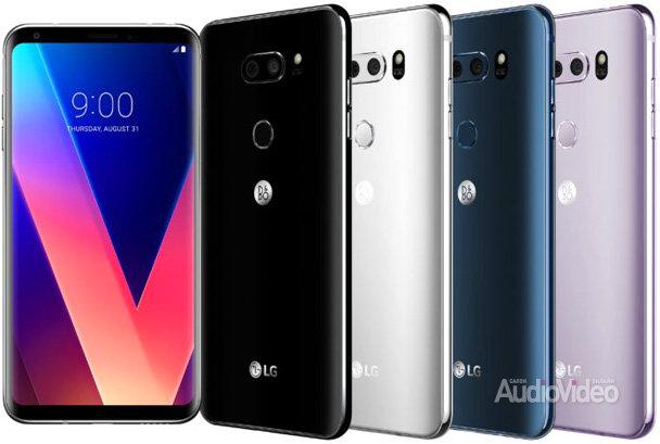 Аудиофильский смартфон LG