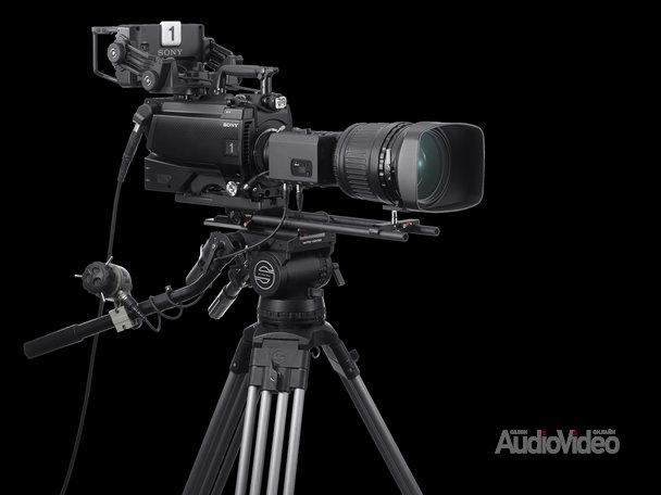 Камера SONY снимает в 8K