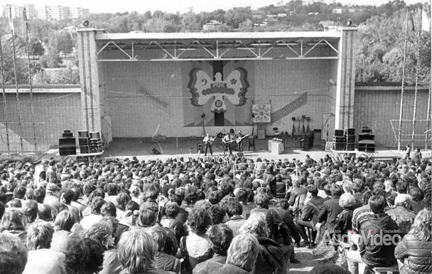 5 легендарных рок-фестивалей, которые потрясли СССР