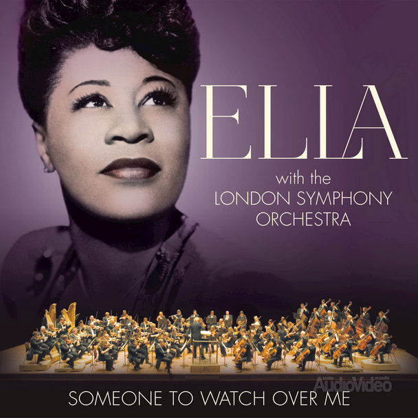 Ella Fitzgerald with London Symphony Orchestra — «Someone To Watch Over Me»