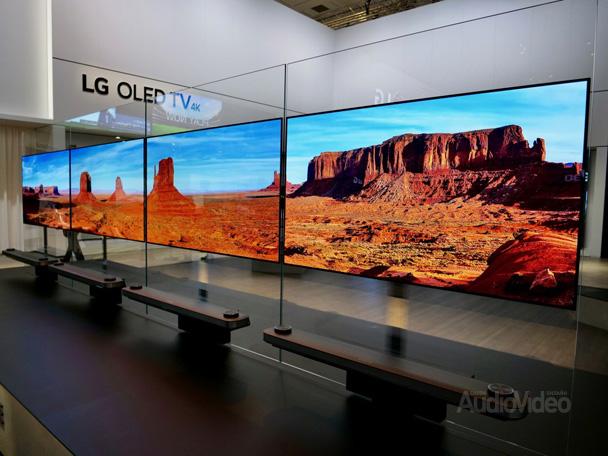LG улучшает проданные телевизоры