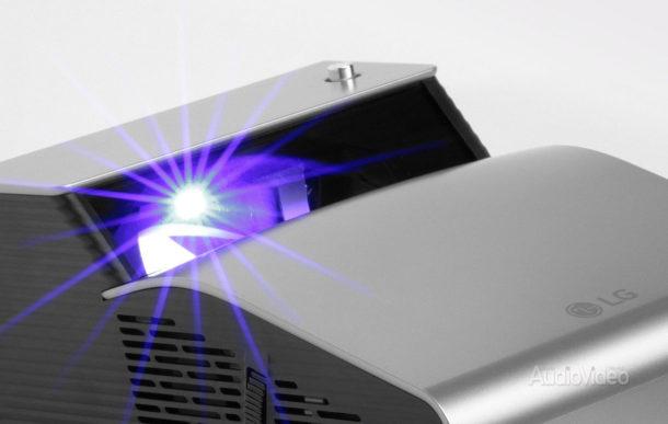 Видеопроектор LG PH450UG