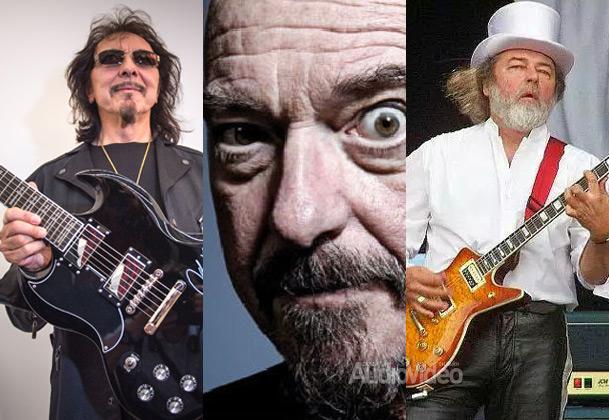 Три разговора с тремя рок-легендами