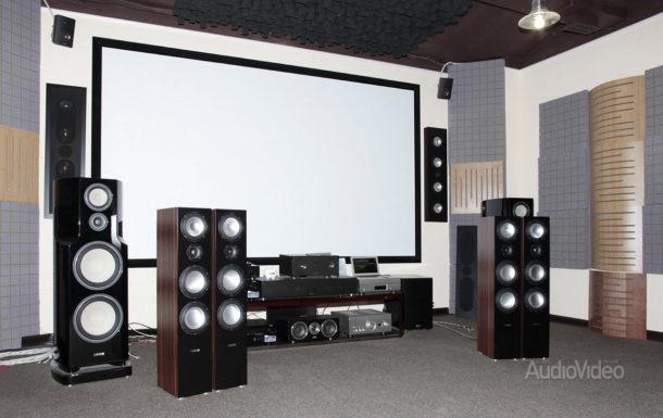 Обновлённые акустические системы Canton GLE .2