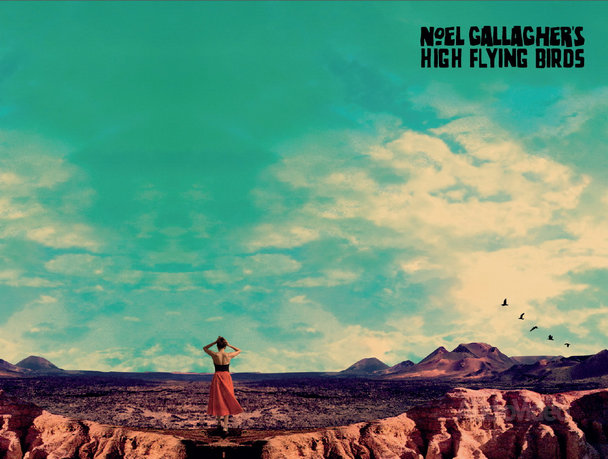 Noel Gallagher's High Flying Birds — «Who Built The Moon»