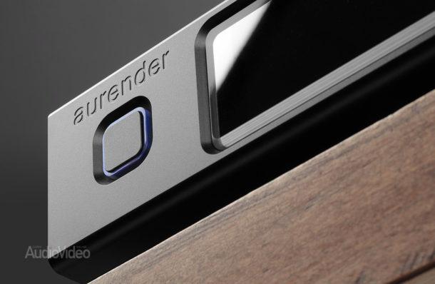 Аудиосерверы Aurender N100H и N100C