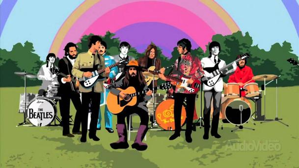 Альваро Ортега, который любит 1960-е и The Beatles