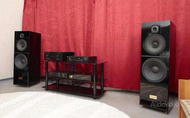Напольная акустика Eridan Audio Capella