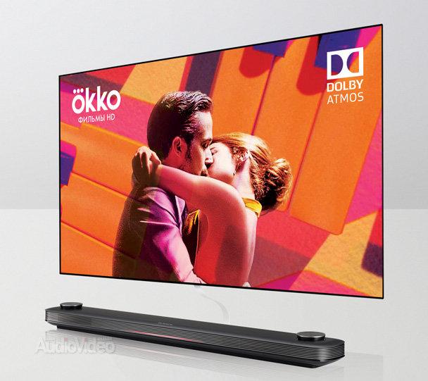 LG, OKKO и Dolby Atmos