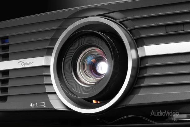Видеопроектор Optoma UHD65