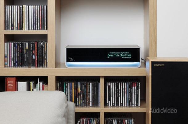 CD стерео-ресивер T+A Cala CDR