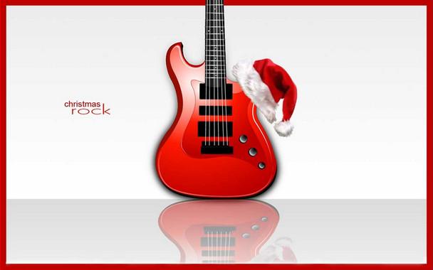 С Новым годом, или еще три песни о Рождестве