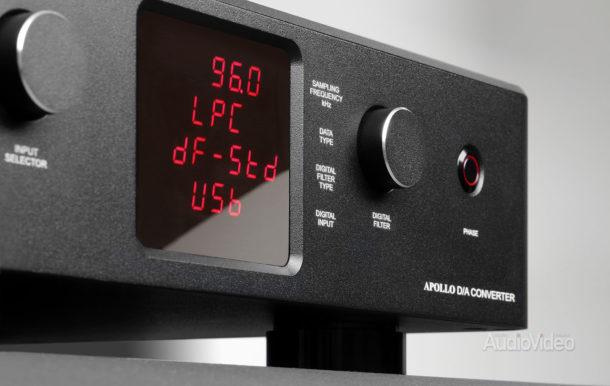 Цифроаналоговый конвертер Tchernov Audio Apollo