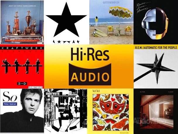 10 лучших Hi-Res альбомов по версии AVFORUMS