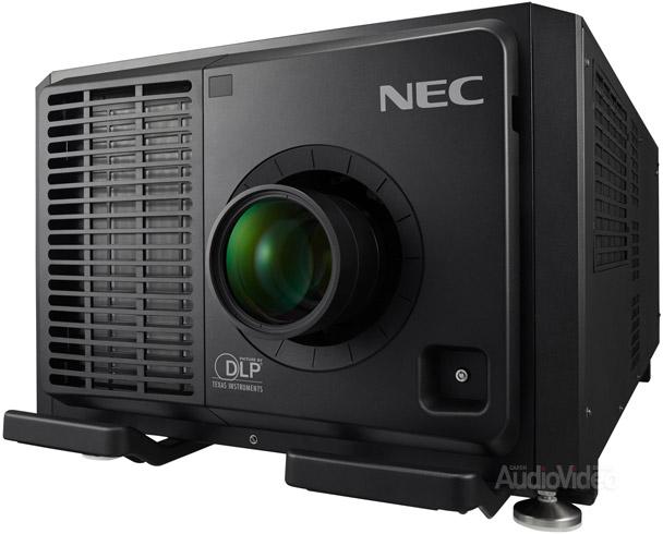 Проекторы NEC для большого кино
