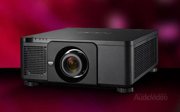 4K-проектор NEC для кино и рекламы