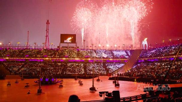 PANASONIC и Олимпийские Игры