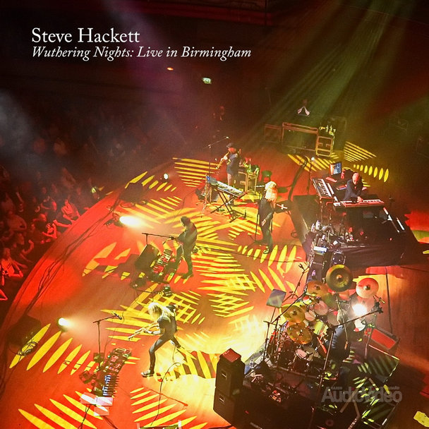 Steve Hackett — «Wuthering Nights: Live in Birmingham»