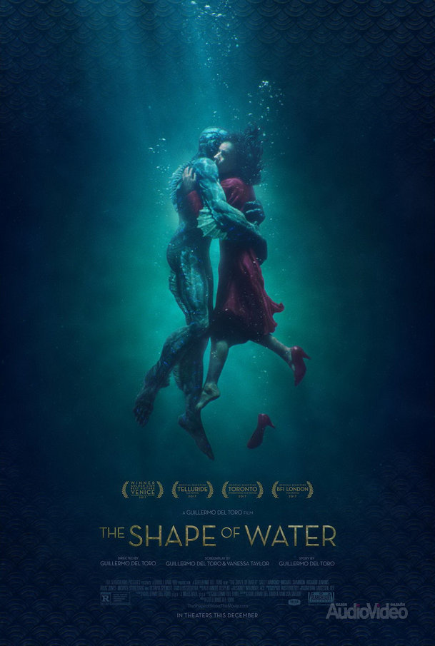«Форма воды» — The Shape of Water