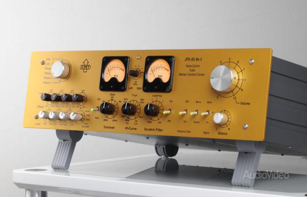 Фонокорректор EMT JPA 66 Mk II