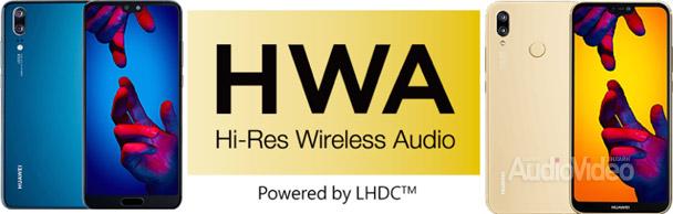 HUAWEI и TEAC продвигают Hi-Res Audio
