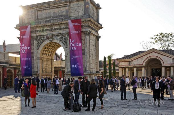 Пресс-конференция, посвященная выставке IFA 2018