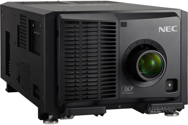 NEC предлагает 30000 ANSI лм