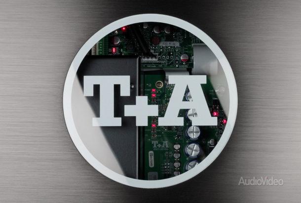 Сетевой CD/SACD проигрыватель T+A MP 2500 R