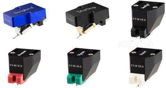 Шесть новых головок SUMIKO