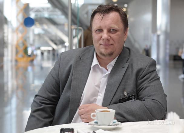 Интервью менеджера JVC KENWOOD Алексея Сокольского