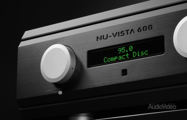 Интегральный усилитель Musical Fidelity Nu-Vista 600