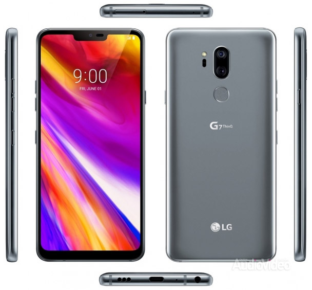 LG G7 ThinQ: сюрприз для меломанов