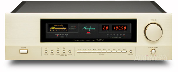 ACCUPHASE оцифровала FM