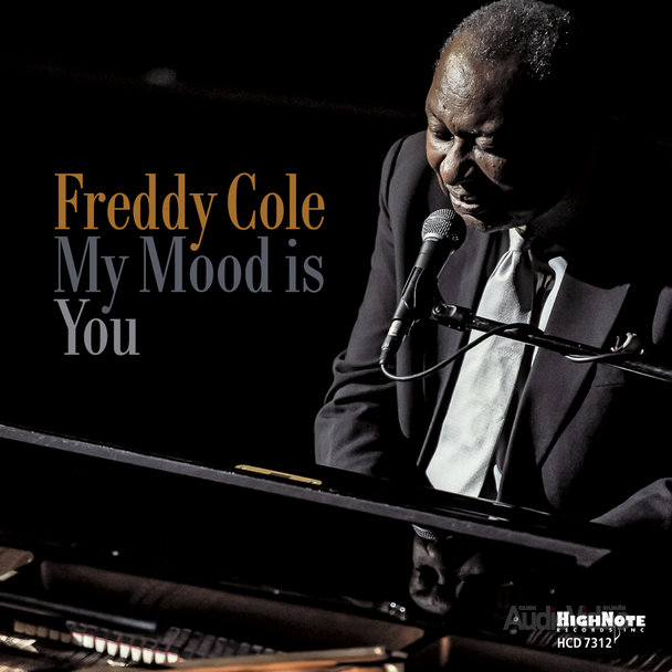 Freddy Cole – «My Mood is You»