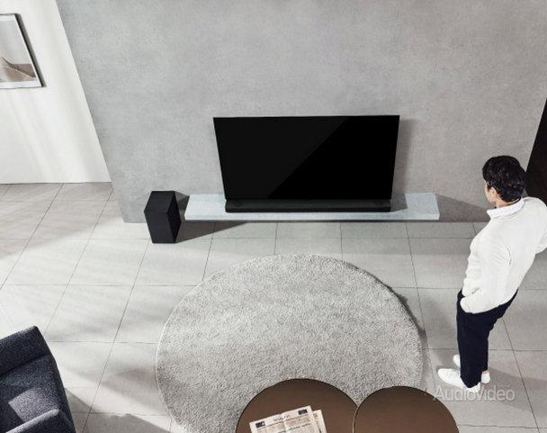 Саундбары LG с Dolby Atmos