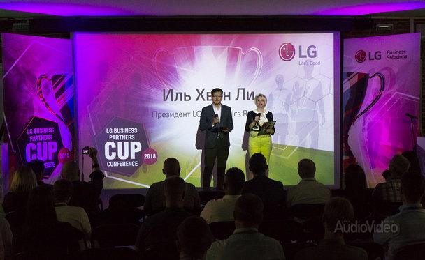 LG расширяет горизонты