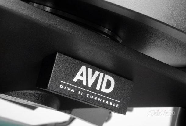 Проигрыватель винила AVID Diva II