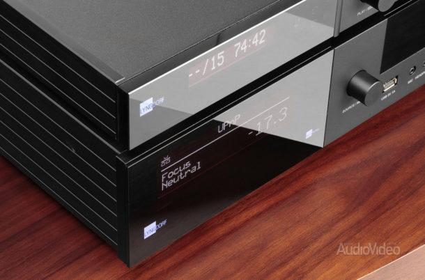 Усилитель/медиаплеер Lyngdorf TDAI-3400
