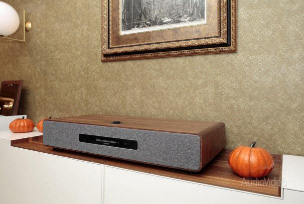 Компактные Hi-Fi-системы Ruark Audio