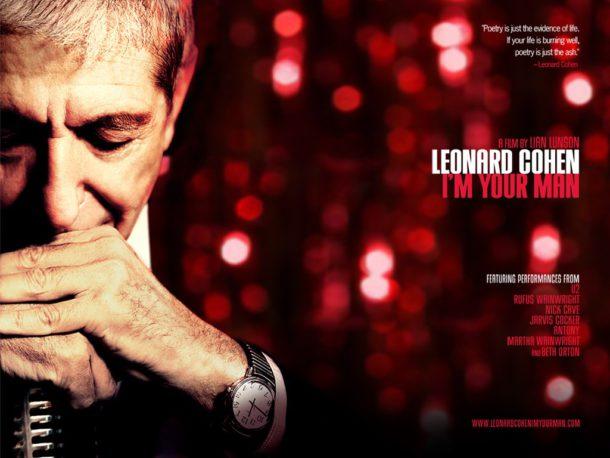 Вспоминая Леонарда Коэна